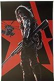 Captain America The Winter Soldier Sebastian Stan as Bucky Barnes 11 x 17 Poster/Litho