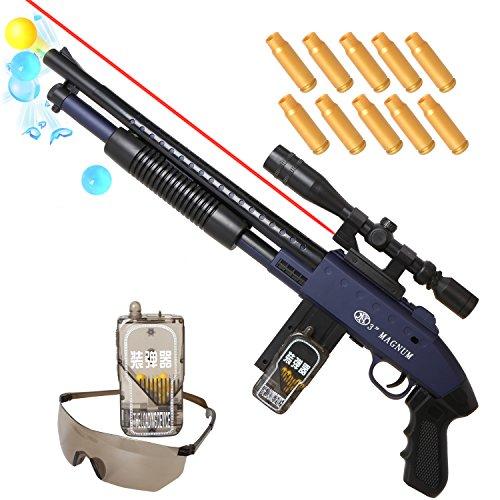 AKOi エアガン サブマシンガン ライフル JF-17 おもちゃ サバイバルゲーム 薬莢飛び ボーイズギフト (JFー17)