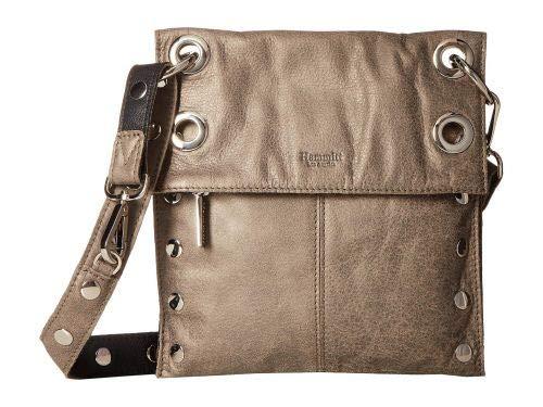 Hammitt(ハミット) レディース 女性用 バッグ 鞄 バックパック リュック Little Santa Monica Reversible Crossbody Bag - Black/Pewter/Silver [並行輸入品]   B07HVMGD9G