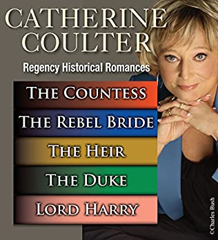 book cover of Regency Historical Romances