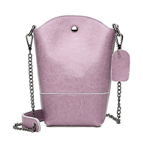 Dama La De Marrón Bolso El Tendencia Simple Moda De Es Una La GWQGZ Violet Nueva EqPwXO