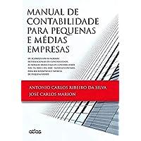 Manual De Contabilidade Para Pequenas E Médias Empresas