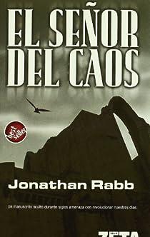 SEÑOR DEL CAOS, EL par Rabb