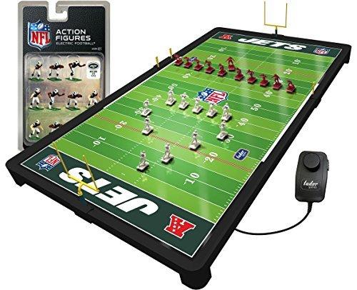 New York Jets Football NFL Deluxe Electric York Football Game Electric [並行輸入品] B07F8GYD3V, 快適いぬ生活:e0b6ce1a --- imagenesgraciosas.xyz