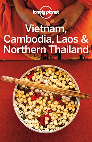 Lonely Planet Vietnam, Cambodia, Laos & Northern Thailand (Travel Guide) cover