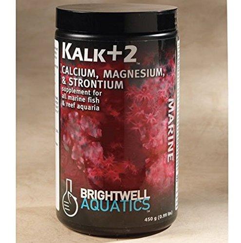 - Brightwell Aquatics Kalk+2 - Advanced Kalkwasser Supplement 450g / 15.9oz