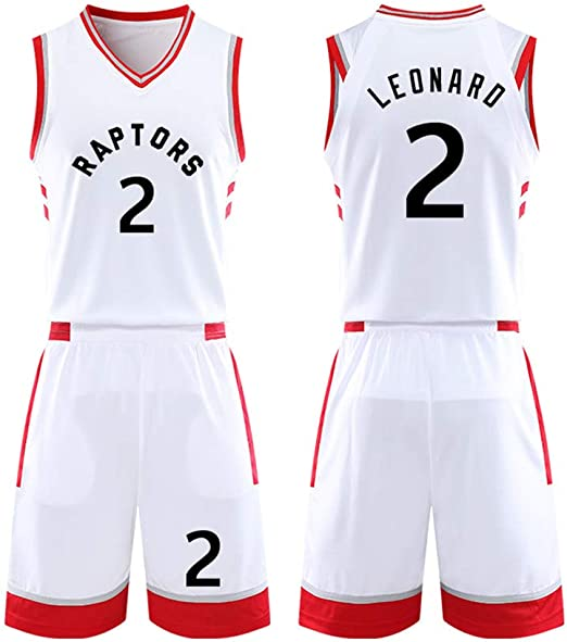 Camiseta Kawhi Leonard No. 2, Toronto Raptors, camiseta de ...