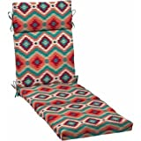 Better Homes and Gardens.. Outdoor Patio Chaise Lounge Cushion (Southwest)