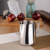 Nosiva Milk Frothing Pitcher - Stainless Steel