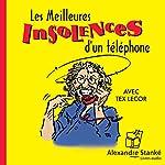 Les meilleurs insolences d'un téléphone 1 | Tex Lecor