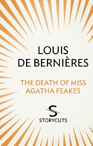 book cover of The Death of Miss Agatha Feakes