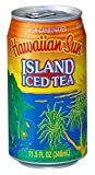 Hawaiian Sun Island Ice Tea, 11.5-Ounce (Pack of 24)