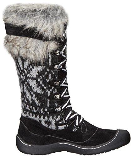 Muk Luks Womens Womens Gwen Snowboots-blanc Chaussures De Pluie Blanc