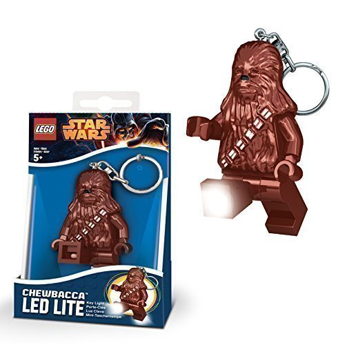 Lego Star Wars New Official Chewbacca Minifigure LED Lite ...