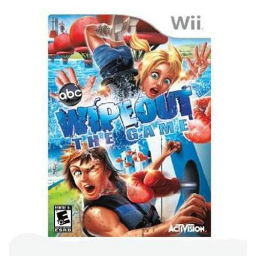New Activision Blizzard Wipeout: The Game Sports Game Complete Product Standard 1 User Retail Wii - Game Complete Product Standard