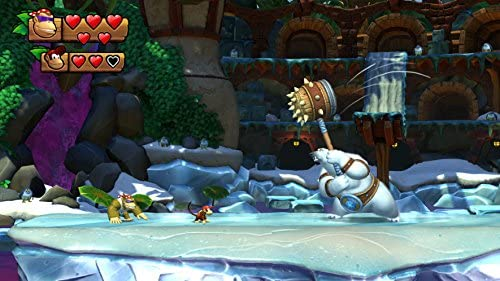 Donkey Kong Country: Tropical Freeze: Nintendo: Amazon.es: Videojuegos
