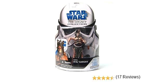 Star Wars Legacy Collection Yarna DAl Gargan: Amazon.es: Juguetes y juegos
