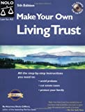 Make Your Own Living Trust, Denis Clifford, 0873377818