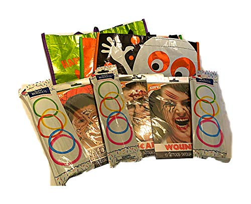 Happy Halloween Trick or Treat Gear Bag, Wounded,