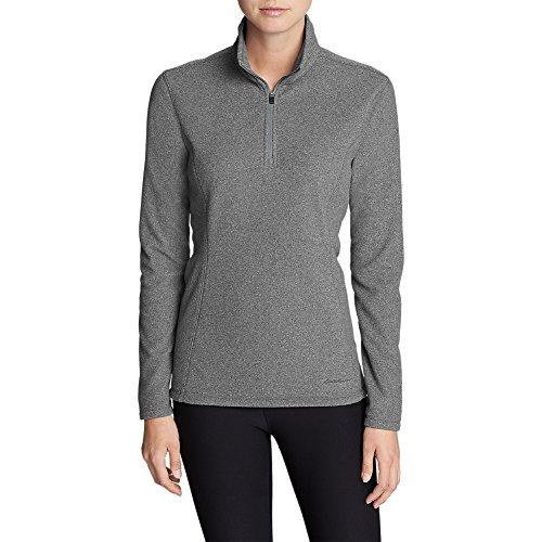 Top Eddie Bauer Women's Quest 1/4-Zip Pullover free shipping