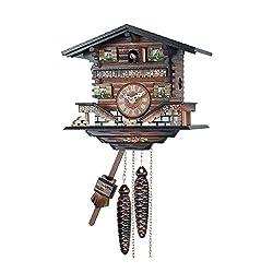 Alexander Taron Importer 422QM Black Forest Cuckoo Clock
