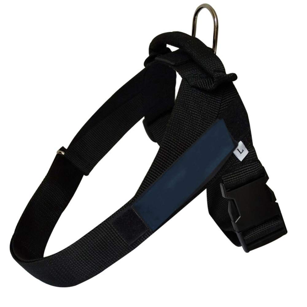 A Small A Small Ambiguity Vest Harness,Large Dog Chest Strap in pet Traction Rope Strap
