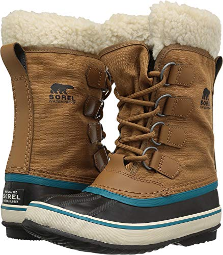 SOREL Women's Winter Carnival Snow Boot Camel Brown 5 M US