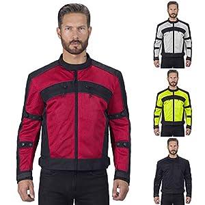 Viking Cycle Ironside Motorcycle Jacket For Men 25