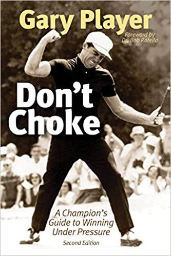 Don't Choke book cover