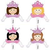 Wilton POPS Princess Pixs, 8-Count