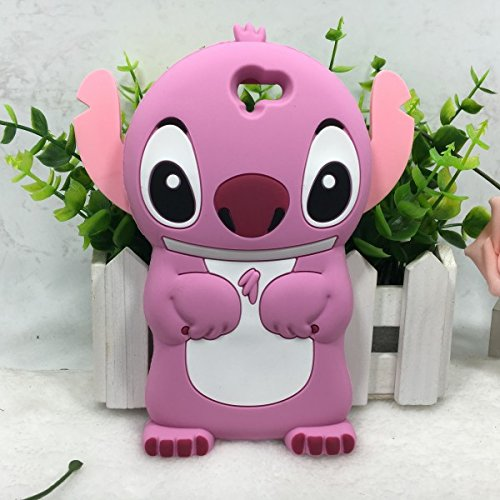 HTC A9 Case Cover ,Stingna 3D Cute Blue Animal Soft Silicone Case Cover For HTC One A9 + Free Gift (\HTC A9 P)