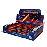 Cyalume SnapLight Industrial Grade Flare Alternative Chemical Light Sticks, Orange, Ultra-High Intensity, 8