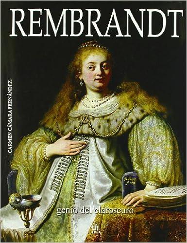 rembrandt genio del claroscuro spanish edition