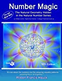 Number Magic: The Natural Geometry Hidden in the Natural Number Series