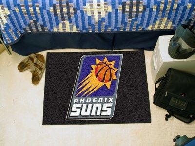 29' Logo Starter Mat (NBA Phoenix Suns 18'' x 29'' Logo Starter Mat)