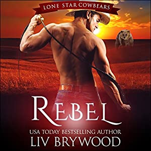 Rebel: A Werebear Paranormal Romance Audiobook