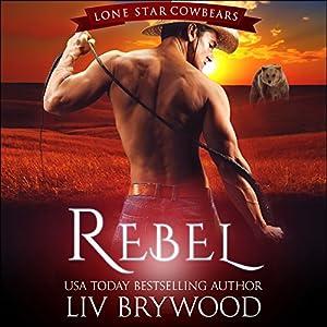 Rebel: A Werebear Paranormal Romance Audiobook