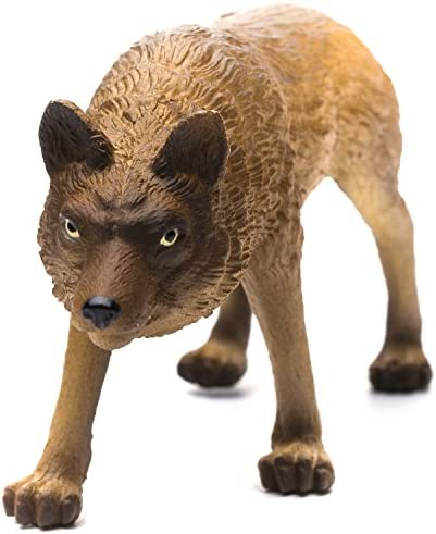 Hunting CollectA Woodlands Timber Wolf Authentic Hand Painted Model 88342