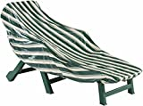 Miles Kimball Deluxe Chaise Lounge Cover For Sale