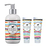 Cheap Dionis Goat Milk Body Lotion and Hand Cream 3 Piece Gift Set – Sea Treasures