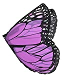 Dreamy Dress-Ups 50600 Purple Monarch Wings Costume