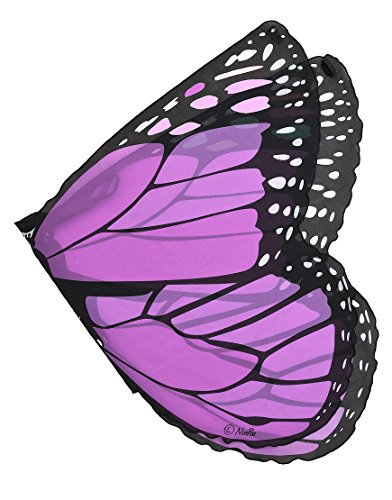 Douglas Cuddle Toys Purple Monarch Wings (50600)]()