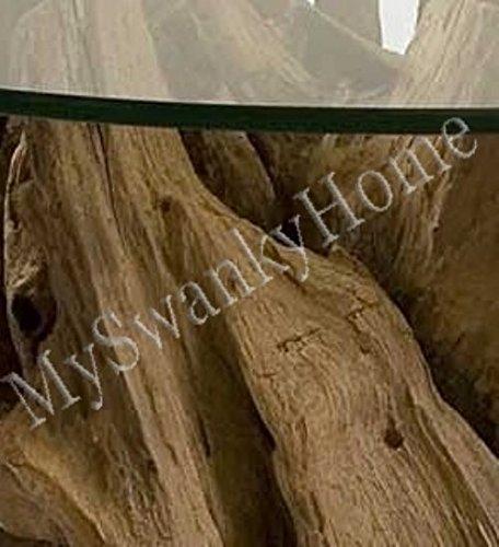 Driftwood Teak Table: Coastal Teak Driftwood Coffee Table