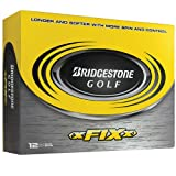 Bridgestone xFIXx Golf Ball (12-Ball Pack), Outdoor Stuffs