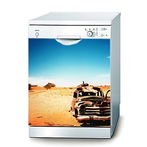 Decusto - Para Desert Car - Adhesivo Para - Lavavajillas 082b4b