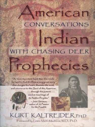 American indian prophecies kindle edition by kurt kaltreider american indian prophecies by kaltreider kurt fandeluxe Images