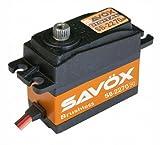 Savox SB-2270SG Monster Torque Brushless Steel Gear Standard Digital Servo High Voltage