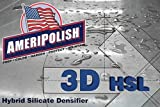 Ameripolish 3D HSL Low Solids Polished Dyed Concrete Silicate Densifier UV-Stable (5 Gallons)