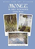 img - for Monet: 16 Art Stickers (Dover Art Stickers) book / textbook / text book