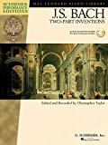 img - for J.S. Bach - Two-Part Inventions (Hal Leonard Piano Library) book / textbook / text book